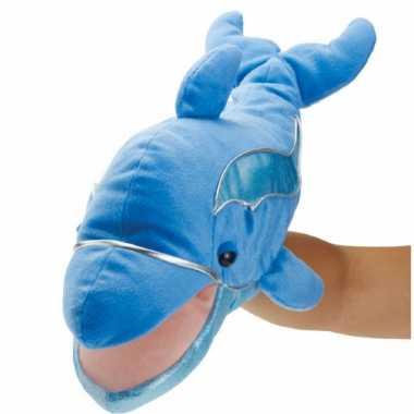 Dolfijn voor poppenspel