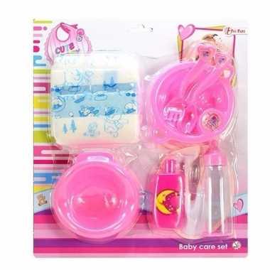 Poppen Baby Accessoires Set