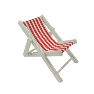 Poppen strandstoel