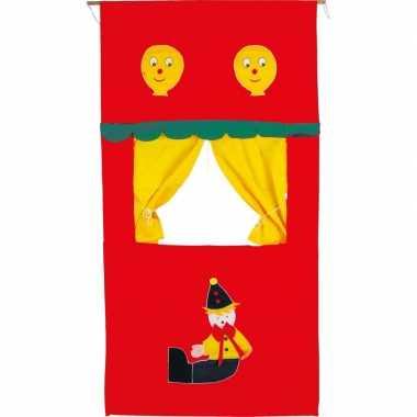 Speelgoed handpoppen theater